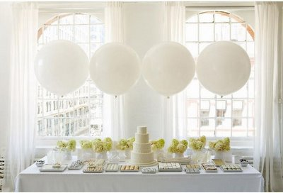 Make It: Balloons Are Cheap and Chic