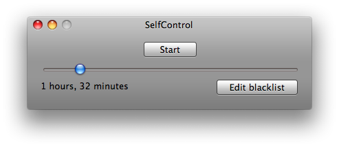 Selfcontrol-window